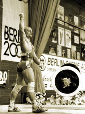 Marco Spanehl Gewichteben Berlin CrossFit Icke